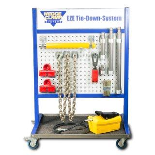 Vectorzug System für Bodenrahmen