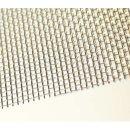 Edelstahlgewebe - 25 x 12,5 cm