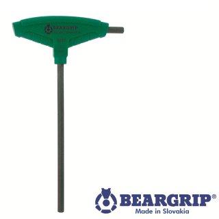 """BEARGRIP Innensechskant-Schlüssel """"T"""" Griff, Zweiseitig Serie 2340, Größe 2 x 150 mm"""