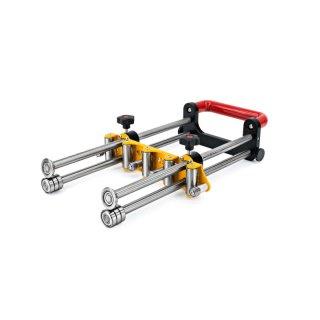 BENDER DUO 350  Sorex Technik Handabkanter Rollenabkanter