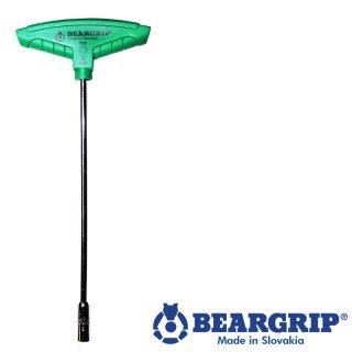 T-Griff mit Sockel 5mm x 230mm Serie 760, Beargrip