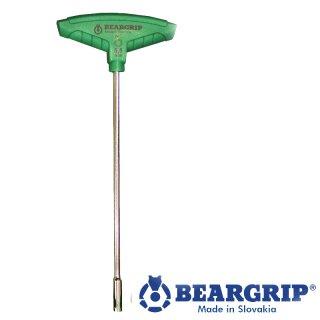 T-Griff mit Sockel 5,5mm x 230mm Serie 760, Beargrip