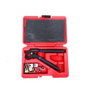 11-tlg. Karosserieteile Blechteile Fixierklammern Set Fixier Werkzeug Satz