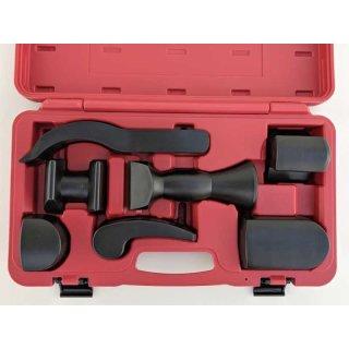 POM Kunststoff Ausbeulsatz Gegenhalter Handfäuste ausbeulen Aluminium