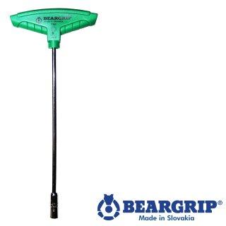 T-Griff mit Sockel 9mm x 230mm Serie 760, Beargrip