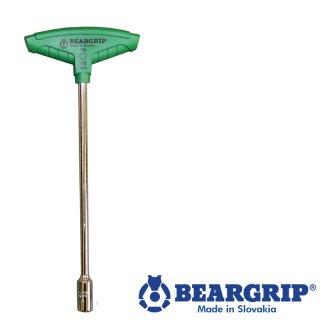 T-Griff mit Sockel 10mm x 230mm Serie 760, Beargrip
