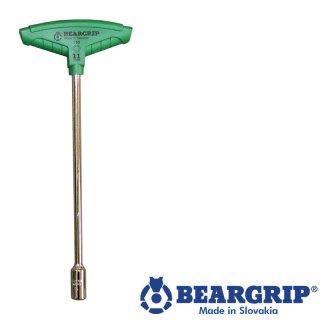 T-Griff mit Sockel 11mm x 230mm Serie 760, Beargrip