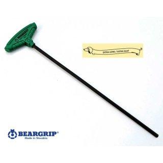 """Innensechskant-Schlüssel """"T"""" Griff  Serie 2330 XXL  Größe 4 x 350 mm extra lang"""