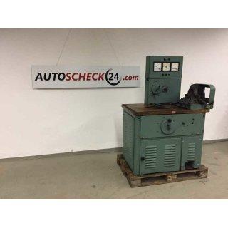 Bosch Prüfstand Anlasser ca. 50 Jahre alt Oldtimer Restauration