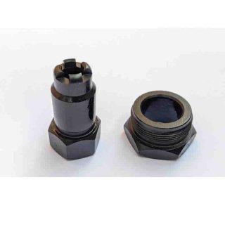 Spezial Steckeinsatz 4kant Common Rail Injektoren Werkzeug für Siemens Citroen Ford Peugeot