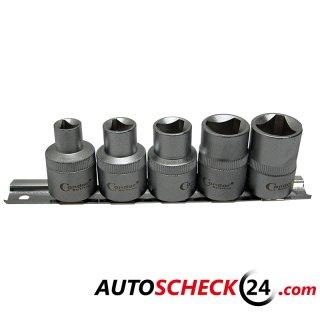 5 tlg. Steckschlüssel-Set  für Bosch Verteiler Einspritzpumpen