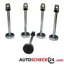 Magnethalter für Kleinteile 235 mm 5 Stk.