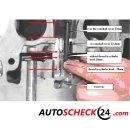 Broken Stud Remover Ausbohrsystem Stehbolzen Einspritzdüse 3.0 HDI