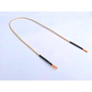 Induktions Spulendraht 75cm für Induktionsheizgerät Induktionsheizer weiß