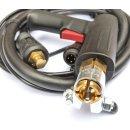 Spotter Pistole mit Kabel und Microschalter manuell 2m 70mm²