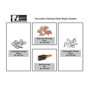 "Ausbeulwerkzeug Spotter Starter Set ""E"" EZ-Dent System"